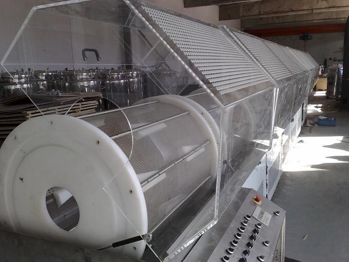 0 32kw Encapsulation Tumbler Dryer