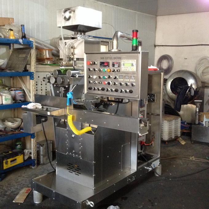 softgel machine