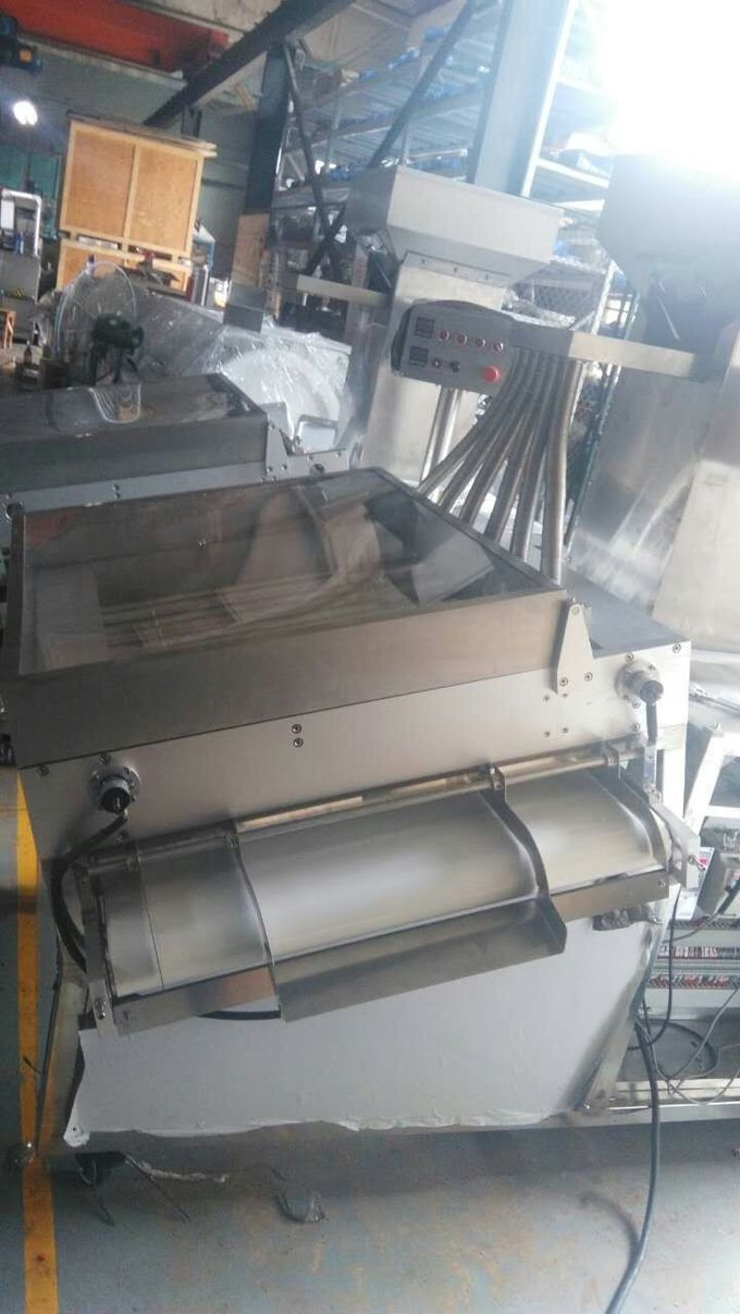 12 Rolls Softge Capsule Inspection Machine For Bovine